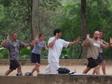 Learn Tai Chi in Yangshuo