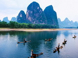 Shanghai-Guilin Tour