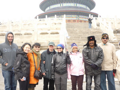 Tour in Bejing-Temple of Heaven