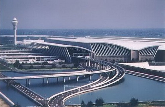 Image result for shanghai airport