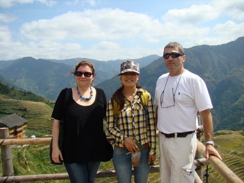 Knowledgeable tour guide of Guilin