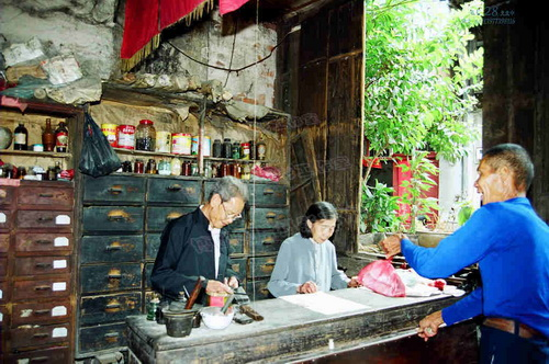 Traditional Pharmacy of Chinese Medicine