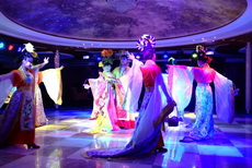 Show on Yangtze River Cruise