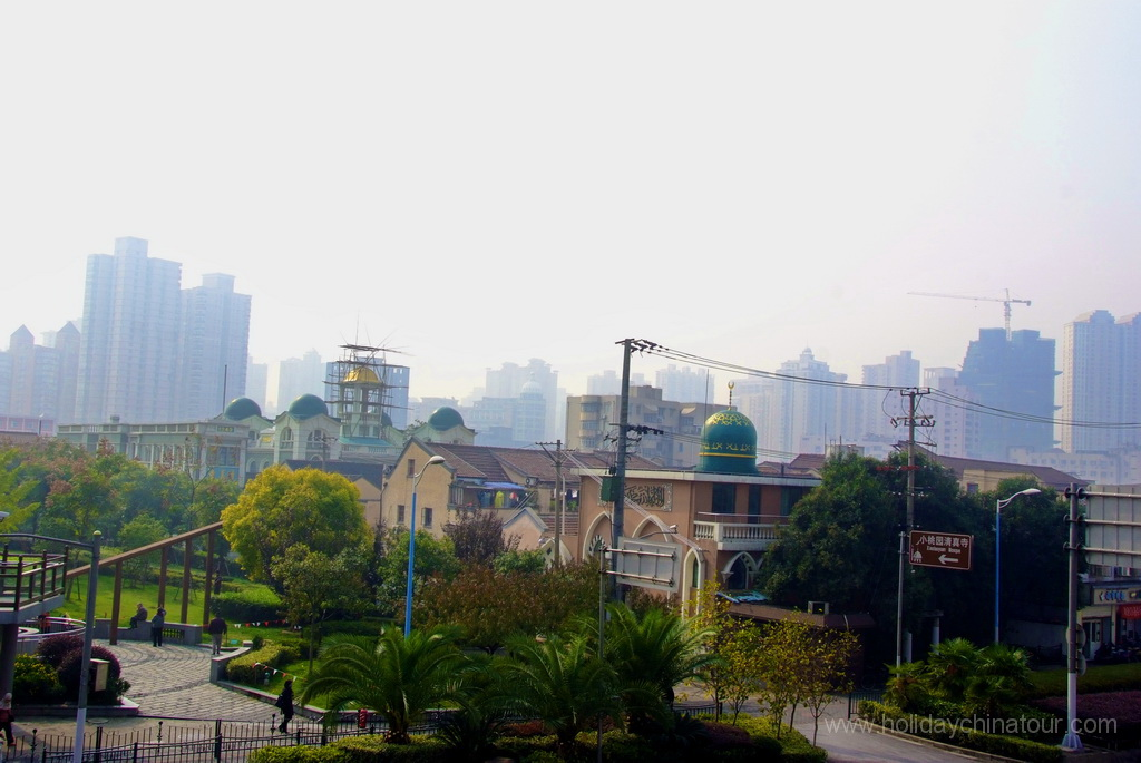 Shanghai Tour Attractions