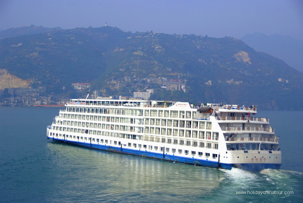 6 Days Chongqing Yangtze River Cruise Zhangjiajie Tour  China Travel Service