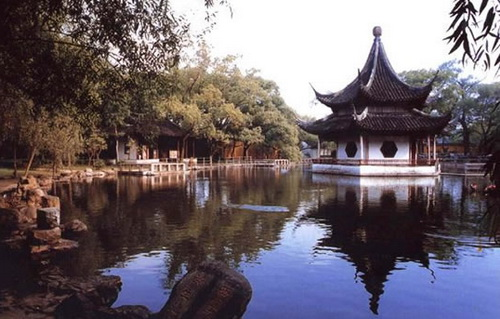 West Garden, Suzhou