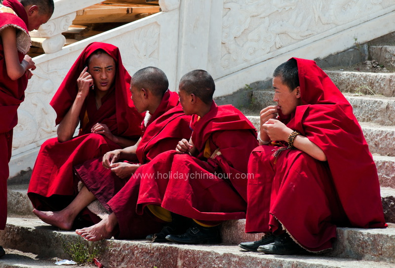 Tibet tour attractions