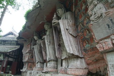 Chongqing Tour of Dazu Grottoes