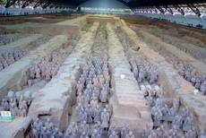 Terra-cotta Warriors and Horses tour