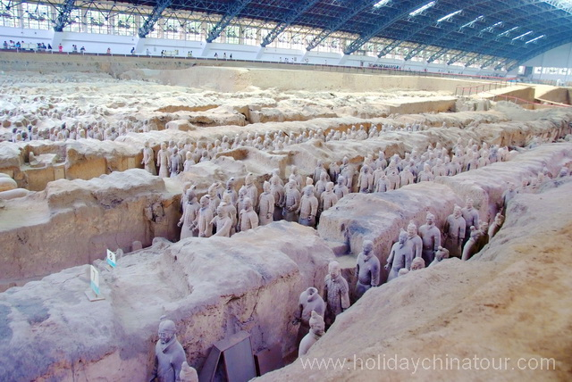 Terra-cotta Warriors and Horse Museum