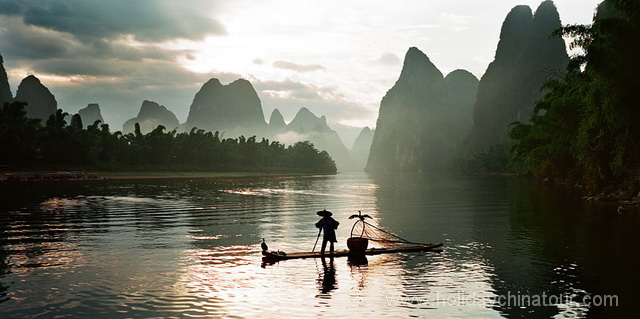 Yellow Cloth Shoal, Li River