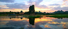 Guilin Sunset Photography