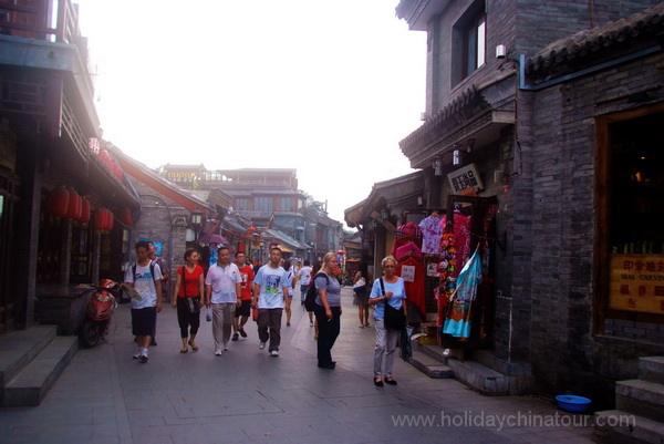 Beijing Hutong Tour Photo