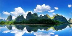 Li River Scenery: Guilin Yangshuo