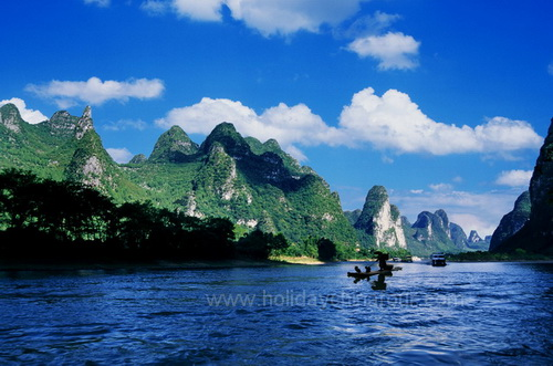 Yangshuo PhotographyRiver Photography Tour