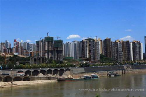 Chongqing City Photo