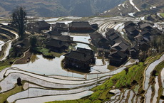Guizhou Miao Village Photo