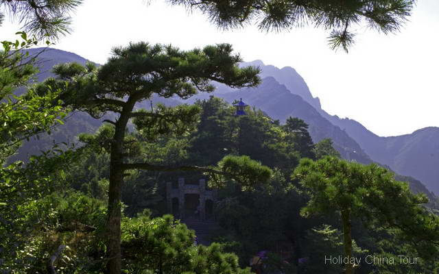 Mount Lushan, Jiujiang City