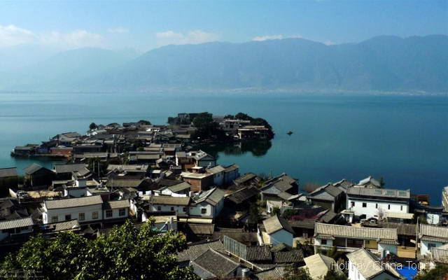 Dali tour attractions, Erhai Lake