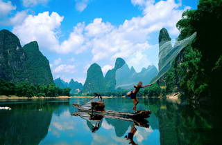 Li River Fishing