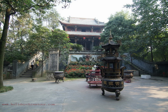 Chengdu Tour Attractions