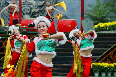 Folk Culture Village in Shenzhen
