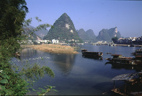 Green Lotus Peak, Yangshuo