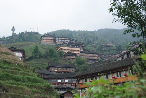 Huang Luo Red Yao Village