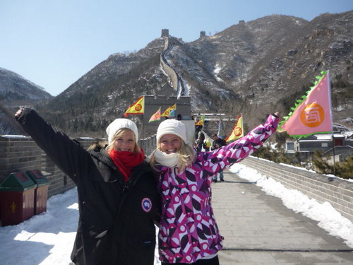 Juyongguan Pass of Great Wall