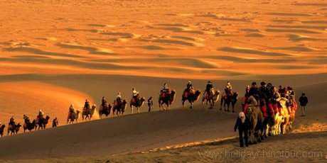 travel trips silk road