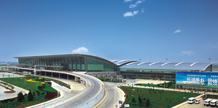 Image result for Xi'an Xianyang International Airport