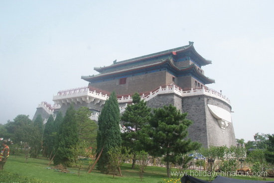Zhengyangmen City Wall