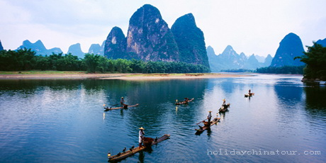 Li River, Guilin Tour