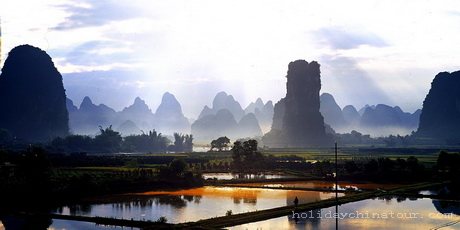 Yangshuo, Guilin Tour