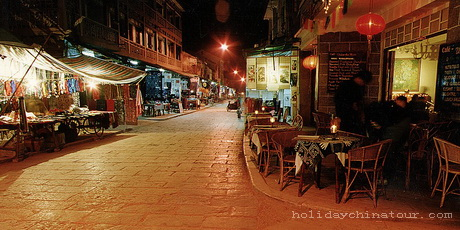West Street, Guilin Tour