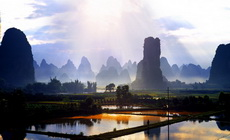 China photo tour, Guilin